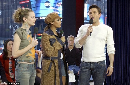 Hilarie Burton claims she was groped by Ben Affleck during his appearance on TRL in 2003 as many have slammed the actor for his insincere statement about Harvey Weinstein's sexual assault allegations