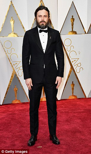 ben's brother Casey Affleck has also been accused of sexual harassment, and many were enraged when he took home the title of Best Actor for his performance in Manchester By The Sea at the 2017 Academy Awards