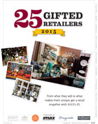 25 Gifted Retailers for 2015