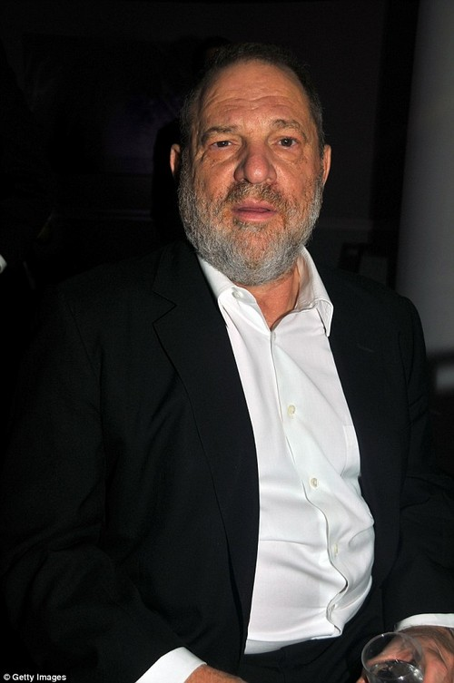 Wrapped in scandal:Weinstein, 65, is accused of decades of sexual abuse and harassment by around 60 women