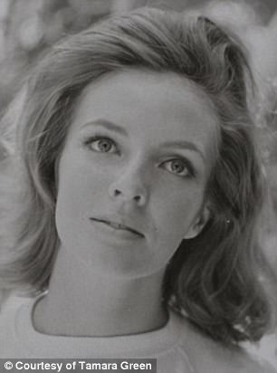 Green was one of the first women to step forward and claim that Cosby sexually assaulted her in the 1970s (pictured in her 20s)