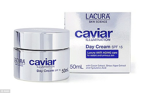 Lacura's £6.99 is a rival for big name favourites such as Nivea, which will set you back around £10 from most major supermarkets as well as Boots and Superdrug