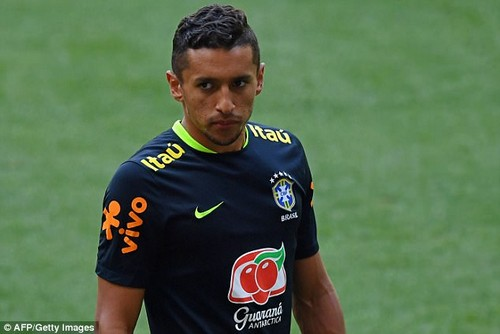 Marquinhos is set to captain Brazil's final World Cup qualifier against Chile on Wednesday