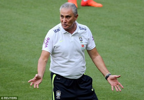 Boss Tite hopes his players continue their imperious form in these World Cup qualifiers