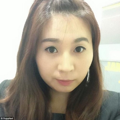 Her boyfriend 37-year-old June Oh Seo, has been charged with assault after an alleged incident at 4.30am on Monday