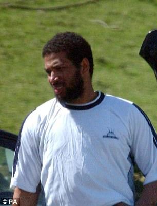 Hussein Osman in 2004