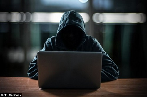 Writing in the Telegraph , Jeremy Fleming said the speed of technological advances, including the internet, means the UK's enemies are constantly finding new ways of threatening the nation's security (stock image)
