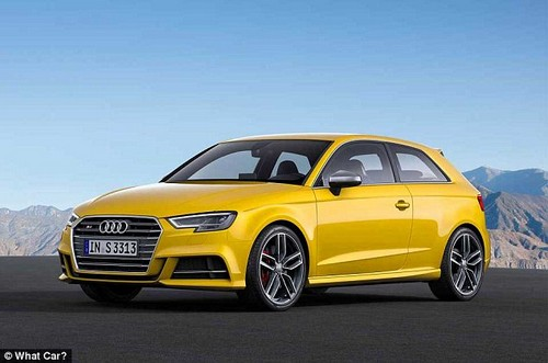 The RS3 might be the most potent of all Audi hot hatches, but the more civilised S3 is a better choice if you're looking for a daily driver