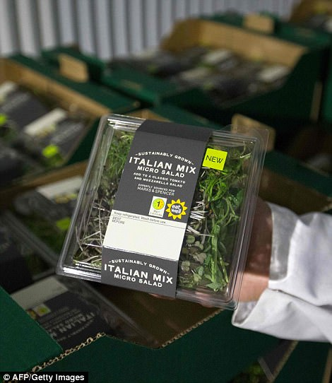 Customers include Marks and Spencer which offers the produce in some of its supermarkets, several stalls at London's Borough Market and many restaurants - helped by the patronage of celebrity chef Michel Roux Jr. of Le Gavroche