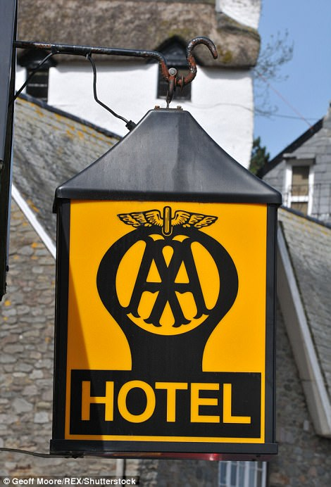 Cream of the crop: The AA has announced the winners of its 20th annualHospitality Awards