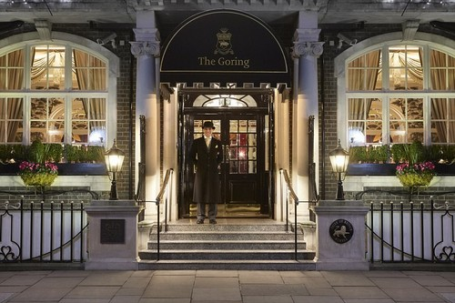 Fan favourite: Named after artist Sir Thomas Gainsborough, it's a five-star favourite with domestic and international travellers