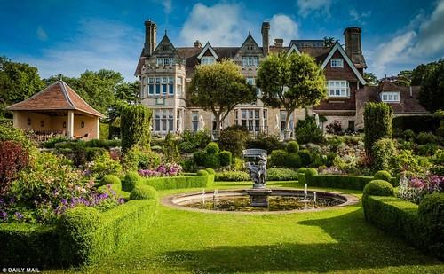 Winner:Hambleton Hall in Hambleton, Rutland, was named the Best High-End Luxury Hotel in Britain
