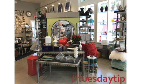 tuesday tip complementary colors