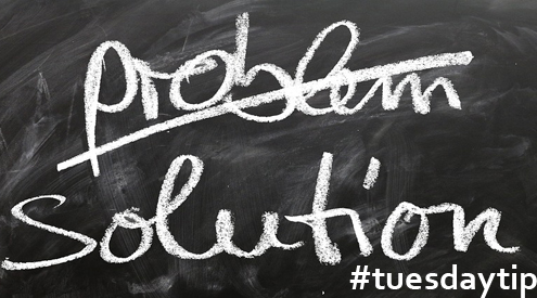 tuesday tip problem solution