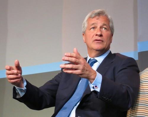 Jamie Dimon's JP Morgan Chase Ponders Bitcoin Futures Move