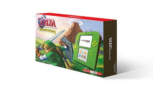 Nintendo Announces Legend of Zelda Themed Black Friday Deals