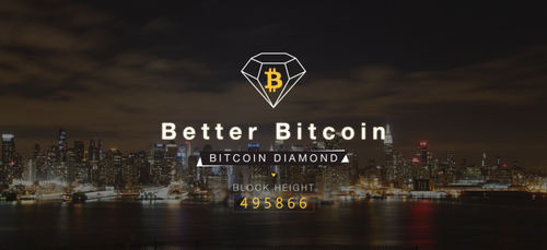 Bitcoin Diamond Launched at 30 Global Exchanges After It Was Forked Successfully at Block Height 495866