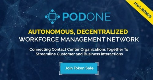PodOne, the Uber of In-House and Remote Contact Center Agents