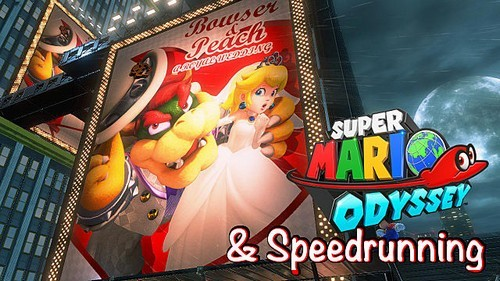 The Race to Speedrun and Break Super Mario Odyssey Is in Full Swing