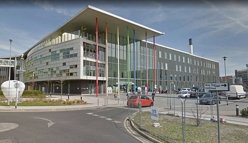 Greater Manchester Hospitals recorded the largest number of incidents -5,226 in two years