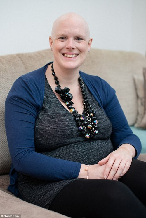 Doctors warned she had just four years left to live last September, when her rare and aggressive inflammatory breast cancer worsened