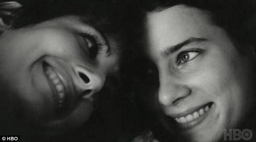 Hope (right) struggled throughout her sister's life to understand Ruth's (left) struggles with mental illness. Photos of the two sisters feature prominently in Hope's film, which grapples with the aftermath of Ruth's suicide