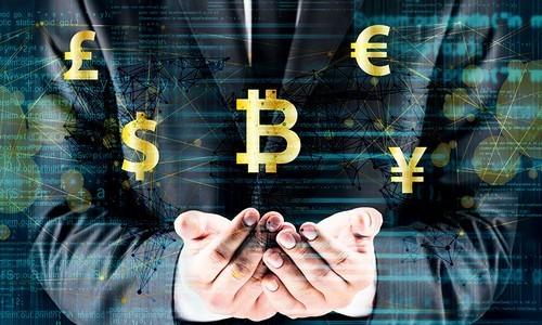 Fiat Falling Bitcoin Not Rising