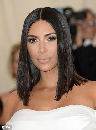 Kim Kardashian is a fan of the keto diet
