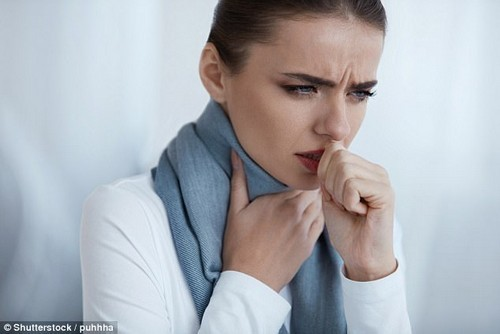 Here, a consultant reveals exactly what you should steer clear of and what you should take if you have a sore throat this winter (stock)