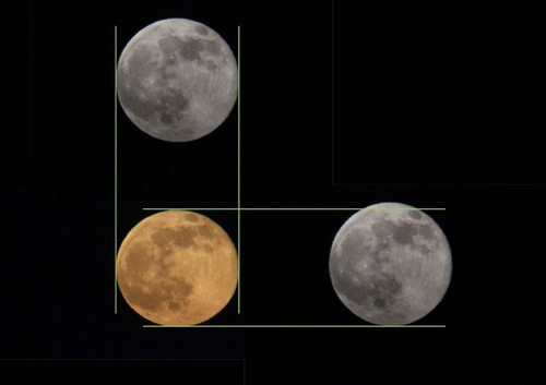 """NASA has an easy trick to prove the """"moon illusion"""" is all in your head"""
