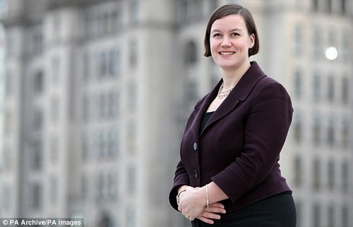Labour MP Meg Hillier, pictured, expressed concern of the scale of the recent scandal