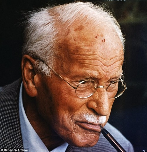 The psychoanalyst Carl Jung (pictured) came up with the fanciful notion of the collective unconsciousness; that there existed an unconscious mind that was shared by all people and which collected our unconscious thoughts and experiences and put them in a sort of melting pot that influenced our behaviour without us realising it