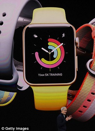 Apple Watches use the same kind of radio frequency energy as cell phones to transmit information, and may increase cancer risks