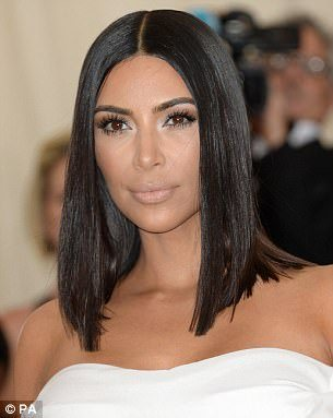 Kim Kardashian is a fan of the ketogenic diet which is low in carbs