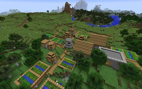 Top 11 Minecraft Seeds for Gathering Resources in 1.12
