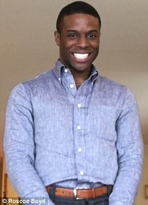 Roscoe Boyd, 37, is a successful businessman who was diagnosed with HIV in 2001. His virus is now untransmittable thanks to anti-retroviral medication