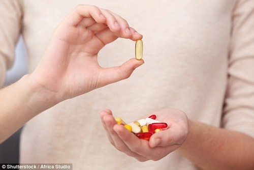 According to market researchers Mintel, sales of vitamins and supplements continue to rise