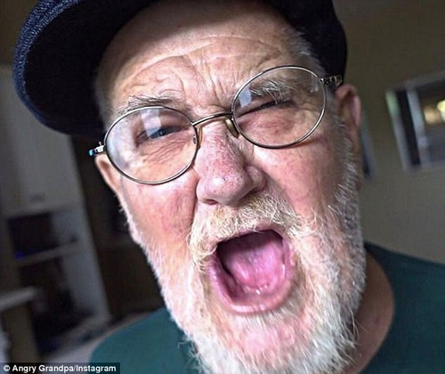 Fans: Over the course of seven years, Angry Grandpa's current YouTube channel garnered a whopping 3.4 million subscribers