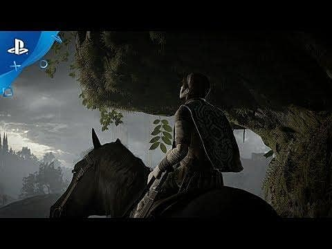 We Want Shadow of the Colossus II, Not Your Crappy Remaster