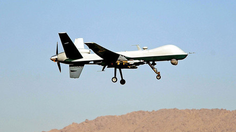 Pakistani Air Force ordered to shoot down US drones