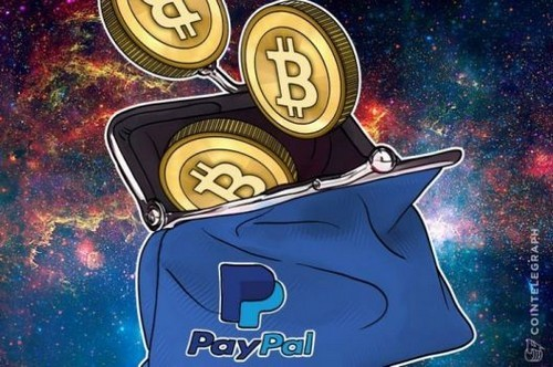 PayPal Exec Says 'Very High Likelihood' Bitcoin Will Become Popular Payment Method