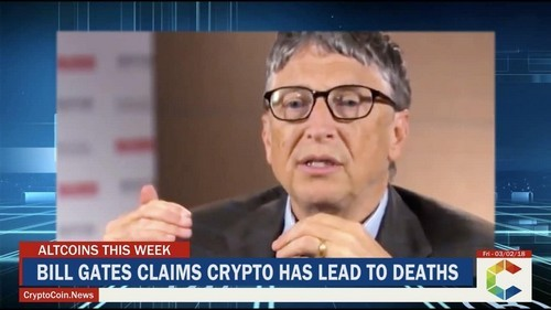 Bill Gates Changes His Views On Crypto