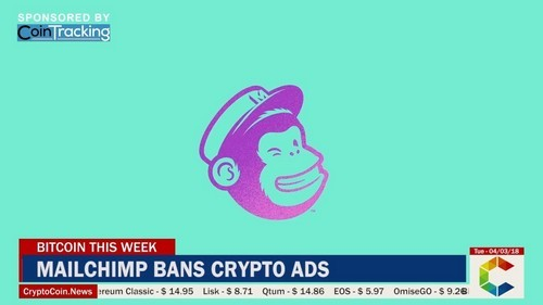 MailChimp Bans Crypto Ads, Reddit Eliminates Bitcoin As Payment And More
