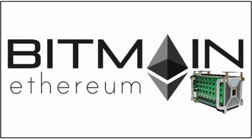 Bitmain Unveils First Ethereum ASIC Mining Gadget