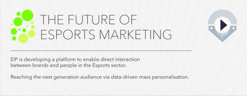 EIPlatform – the future of esports marketing