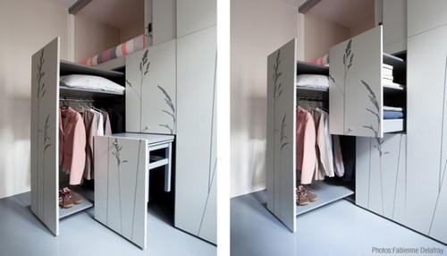 Квартира, в которой продумано всё до мельчайших деталей.