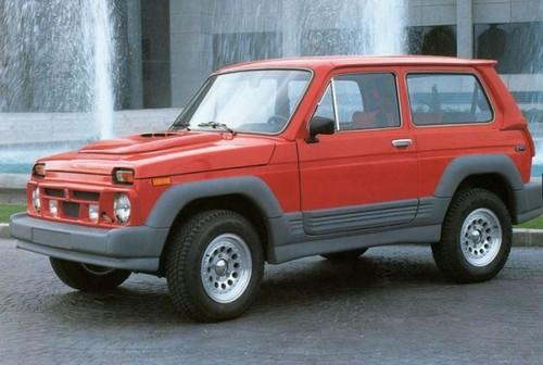 Доводилось ли видеть такую Lada Niva iKRA.