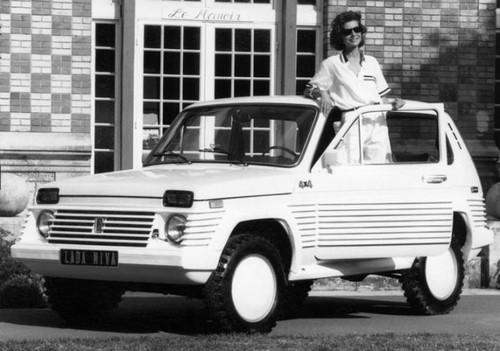 Машина St-Tropez пользовалась спросом во Франции.