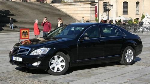 Официальное авто Германии.