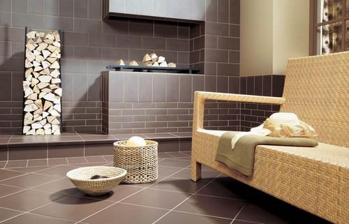 6 великолепных идей домашнего дизайна с применением керамической плитки.